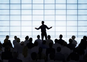 Man Presenting | Public Speaking and Presentation Skills